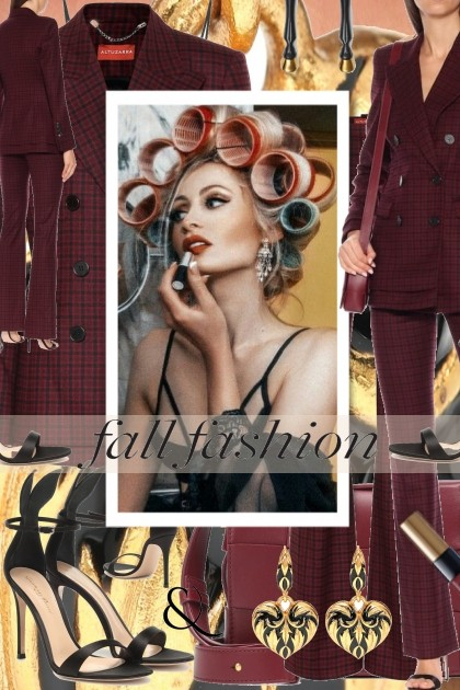 Take the Plunge- combinação de moda