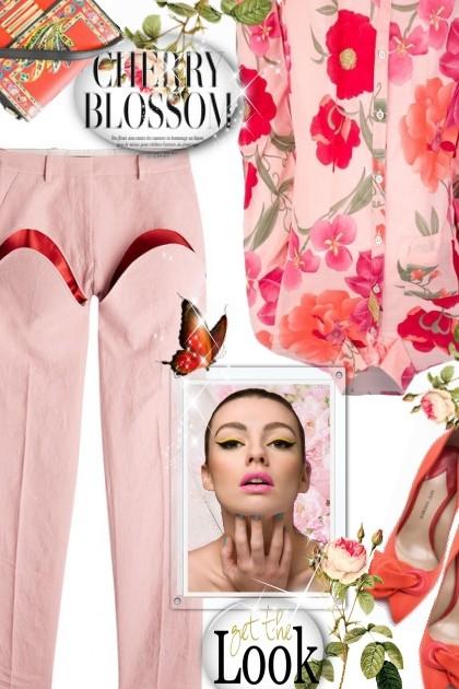 blossoms- Fashion set