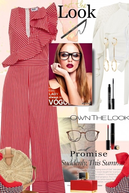 Own the Look- Fashion set