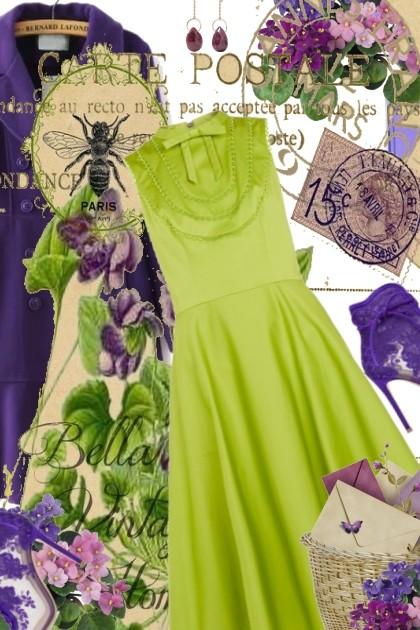 Bella Vintage- Modna kombinacija