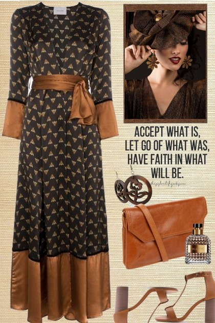 Accept What Is.....- Fashion set