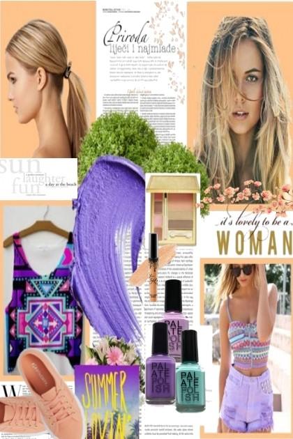 Summer Lovin'- Fashion set