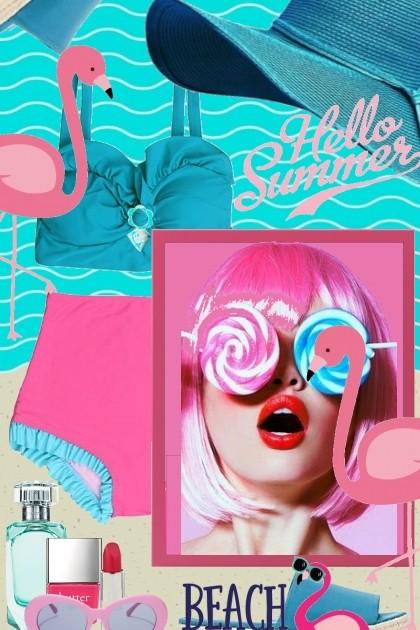 Hello Summer- Modekombination