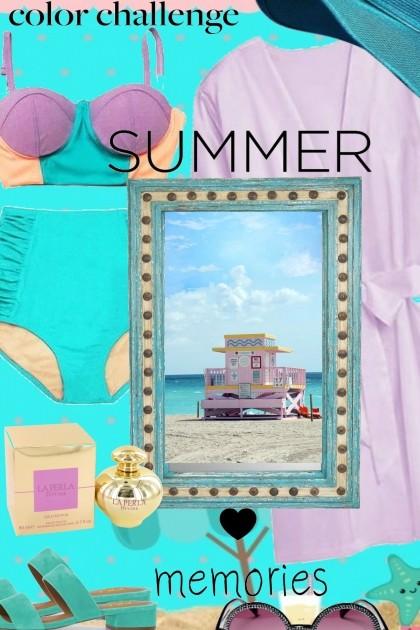 SUMMER MEMORIES- Combinazione di moda