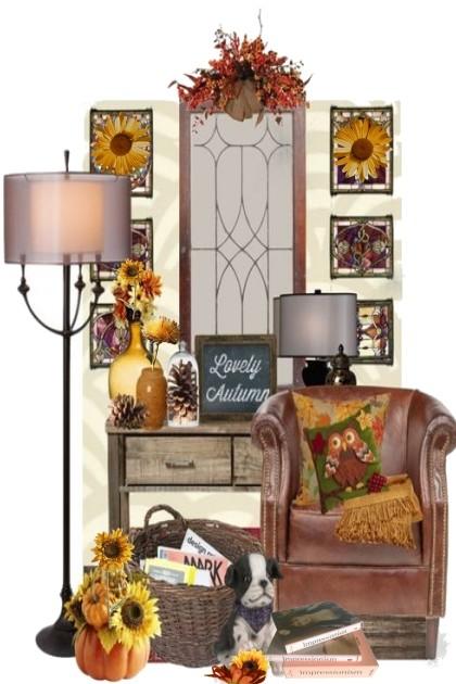 Lovely Autumn- Fashion set