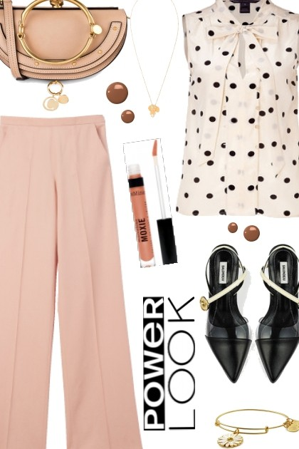 Power Working Look- Fashion set