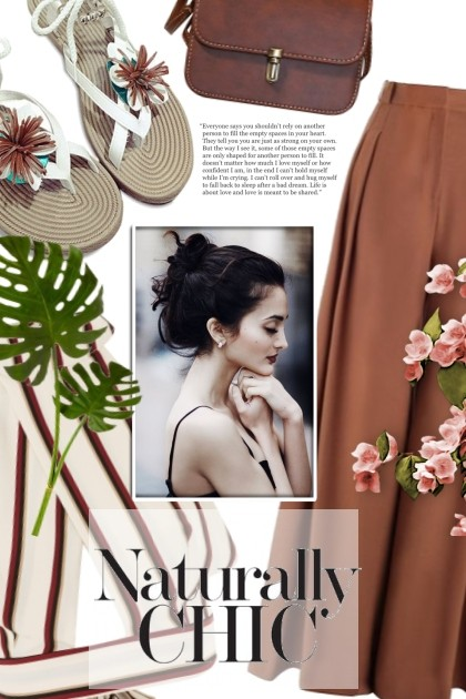 Blossoming Beauty- Fashion set