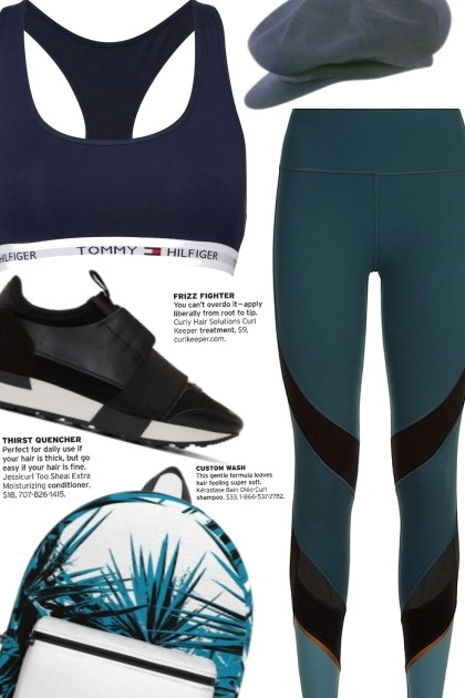 Sporting- Fashion set