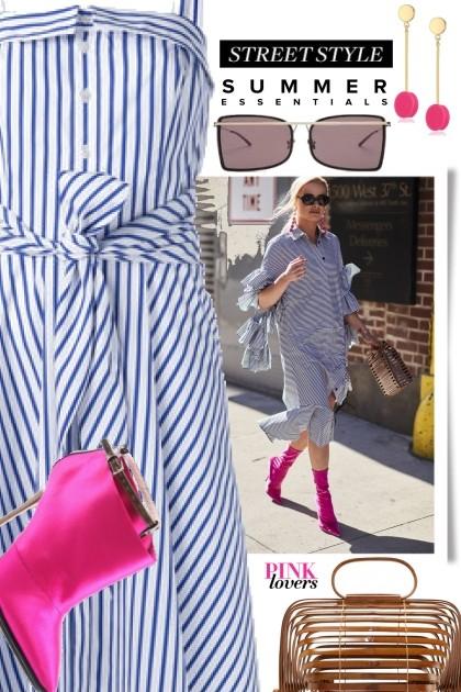 Pink lovers- Fashion set
