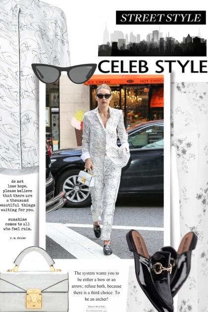 Gigi Hadid Out in New York - Fashion set