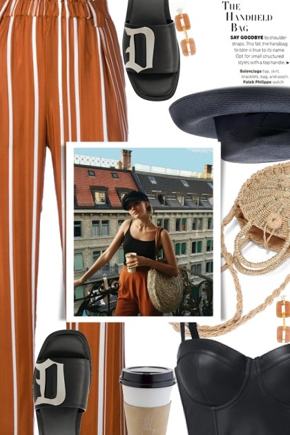 What to Wear on Vacation- Modna kombinacija