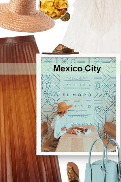 Mexico City - Fashion set