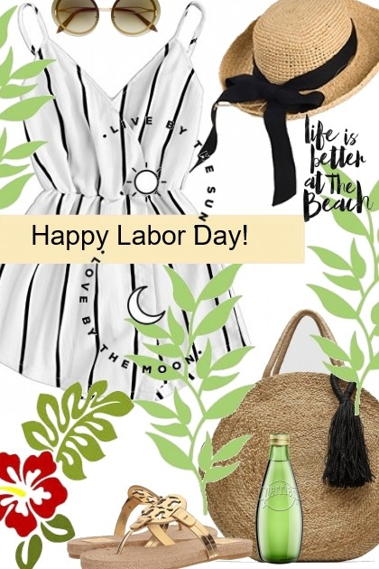 Happy Labor Day Casual Collection Honkytonkdancer Trendme Net