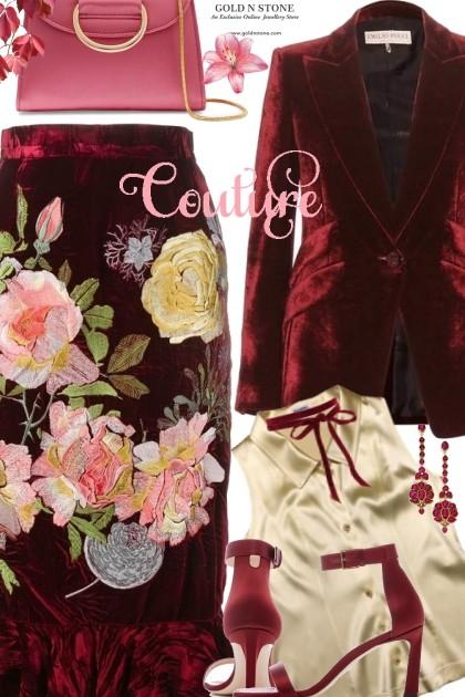 Red Velvet- Fashion set