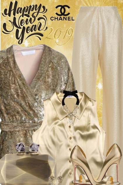 New Years Party 2019- Fashion set