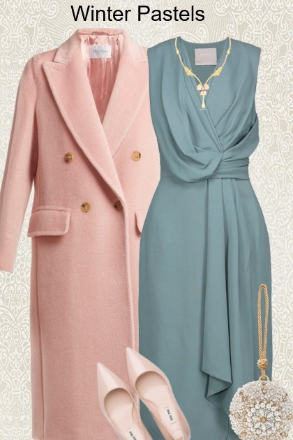 Mint Dress- Fashion set