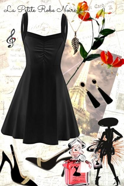 La Petite Robe Noire- Fashion set