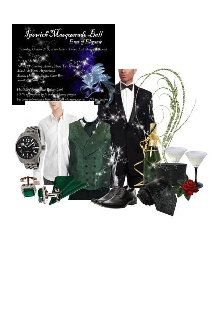 Sophisticated gent- Fashion set