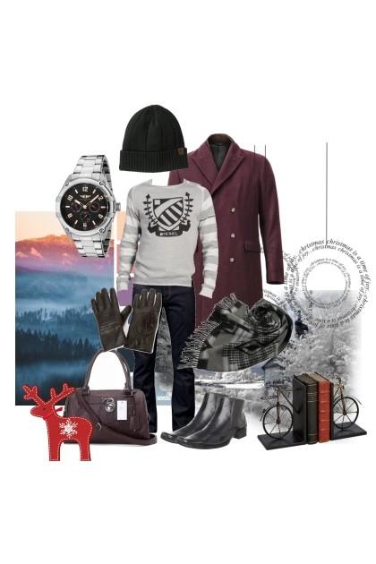 Winter beauty- Fashion set
