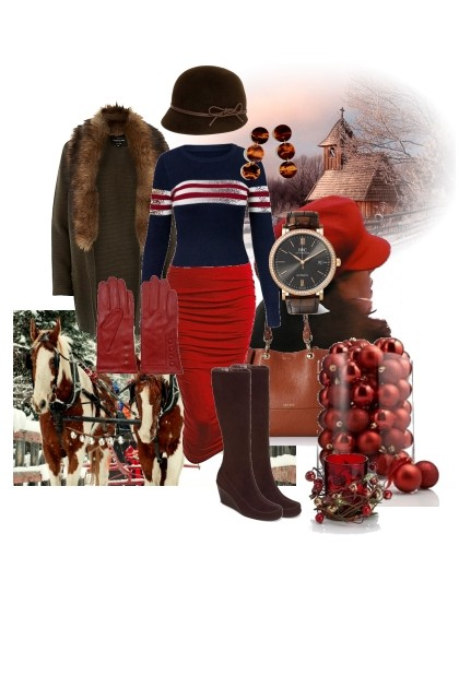 Winter beauty - II- Fashion set