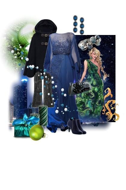 Winter beauty - IV- Fashion set