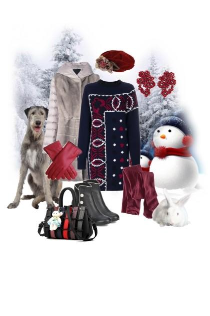 Winter joy- Fashion set