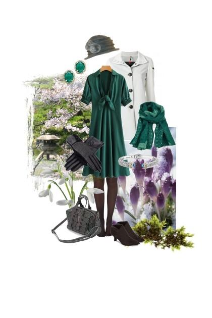 Dreaming of spring- Fashion set