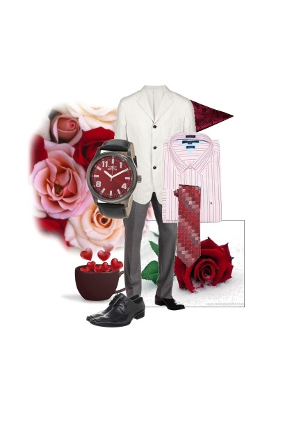 Roses in the snow- Fashion set