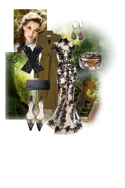 Spring fantasy- Fashion set