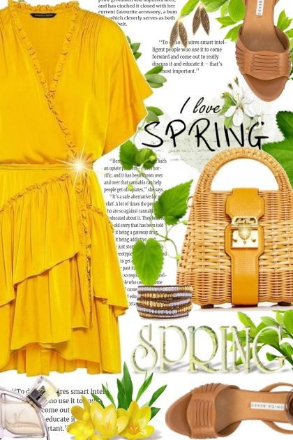 I ♥ Spring!- Fashion set