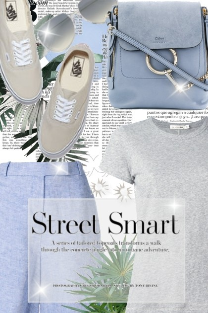 Street Smart!- Fashion set