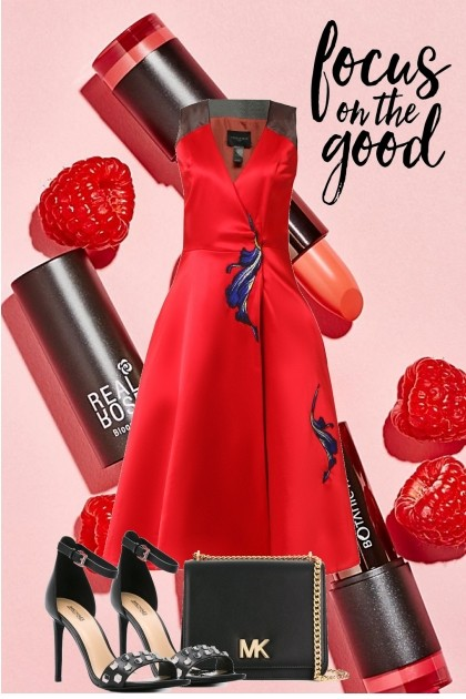 glossy glossy- Modna kombinacija