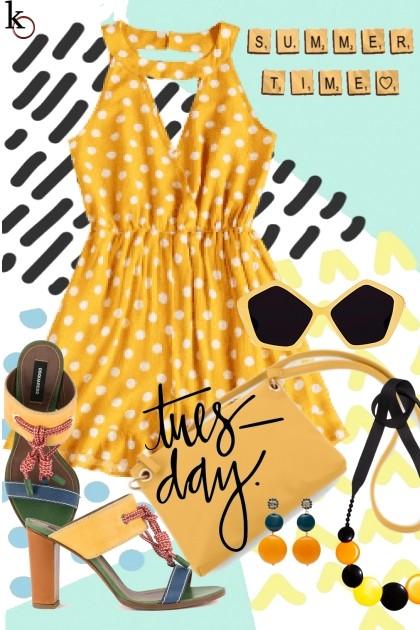 Abstract Tuesday - Fashion set