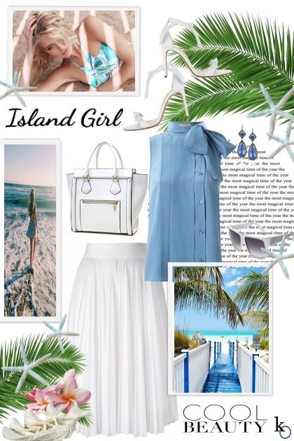 Sun & Surf Vacation - combinação de moda