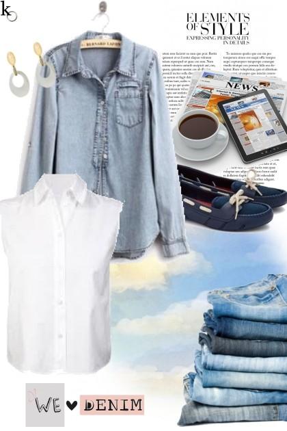 Sundays in September - Fashion set