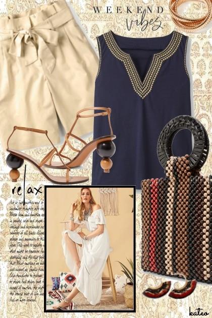 Summer Chic - Combinaciónde moda