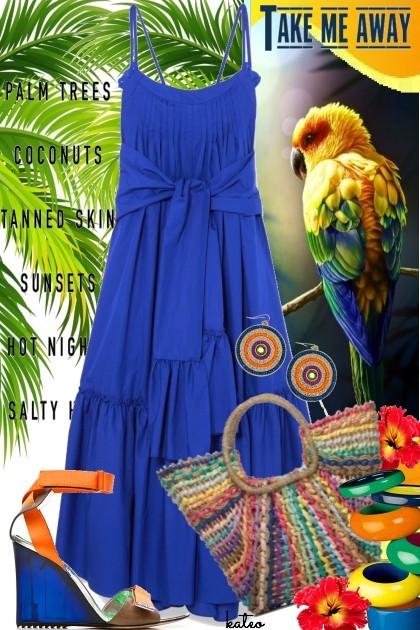 Wild Tropical Vibes - Combinaciónde moda