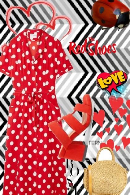 Ladybird 2- Modna kombinacija