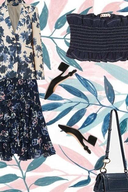 Flower Power- Fashion set