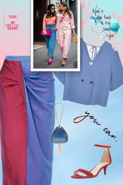 Feminine and alluring 5- Модное сочетание