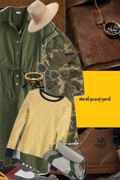 Utilize all your assets- Fashion set