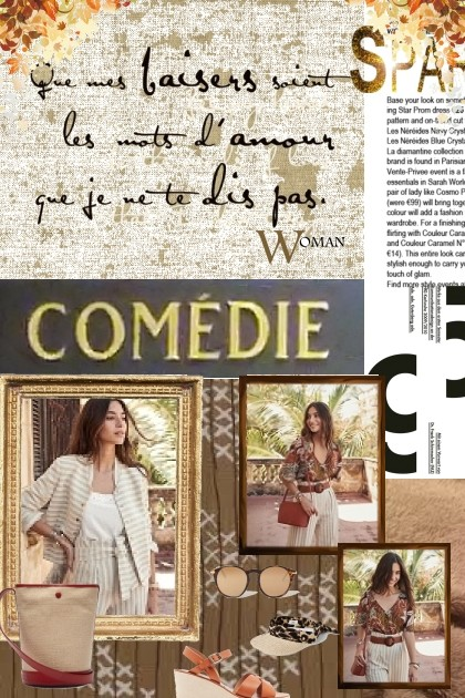 La Comedie Francaise- Fashion set