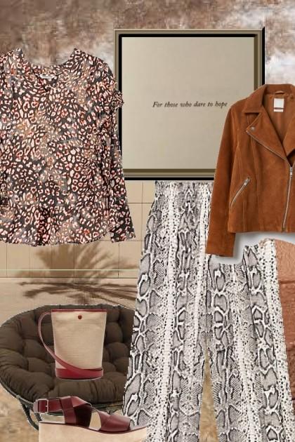 Shades of hope- Fashion set