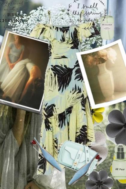 the unbearable lightness of being- Fashion set