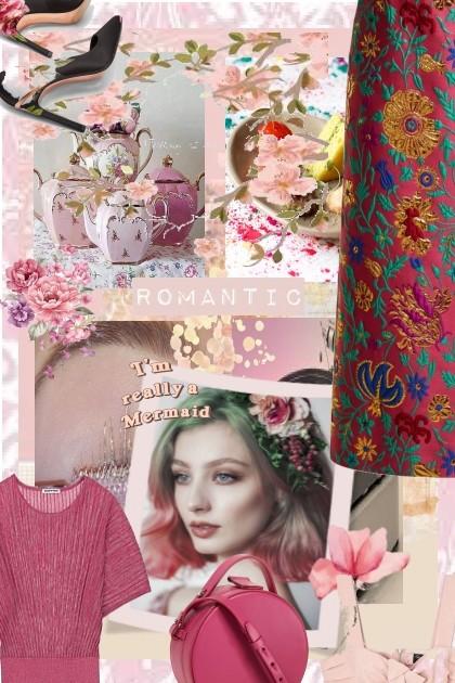 Vintage romance 3- Fashion set
