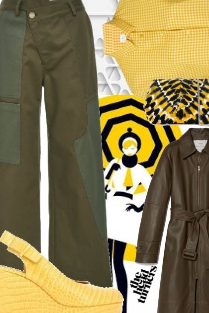 Casual Basics- Fashion set