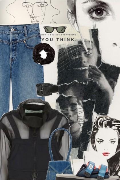Girl Uninterrupted- Fashion set