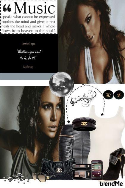 HTC by J.Lo.- Fashion set
