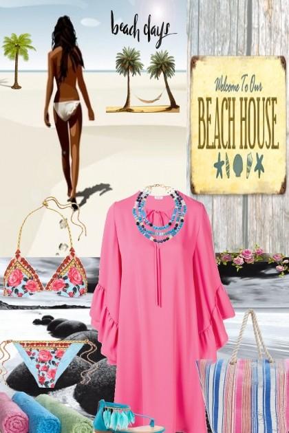 Beach.......- Fashion set