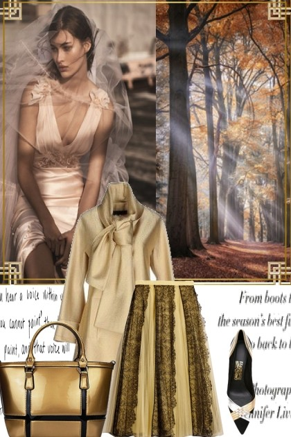 Goldie- Combinazione di moda